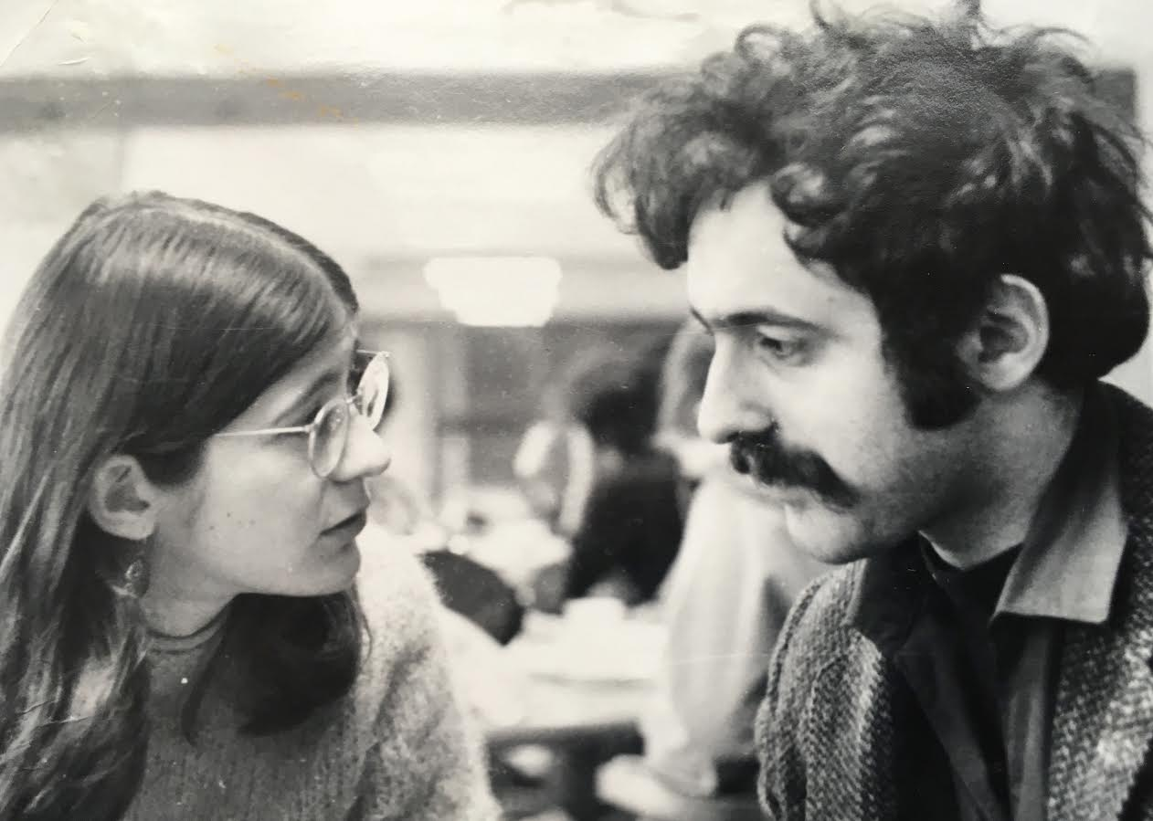 Ellen and Robert Meeropol