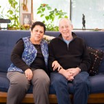 For Jeff and Huda Karaman Rosen, a couple who spend a lot of time volunteering at the Dispute Resolution Center, the concept of mediation is one that is integral to their lives.